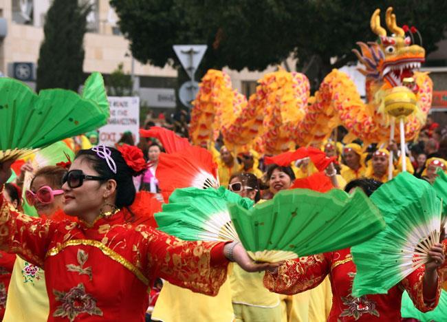Limasol Karnavalı 3