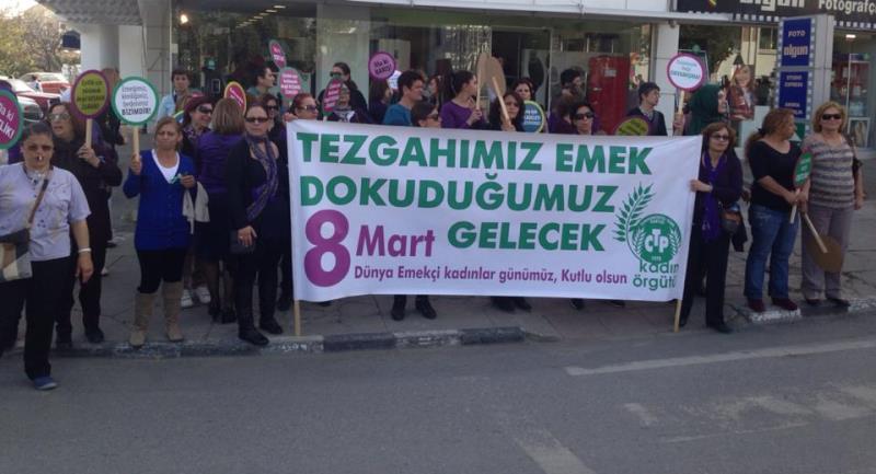 8 Mart Dünya Emekçi Kadınlar Günü 15