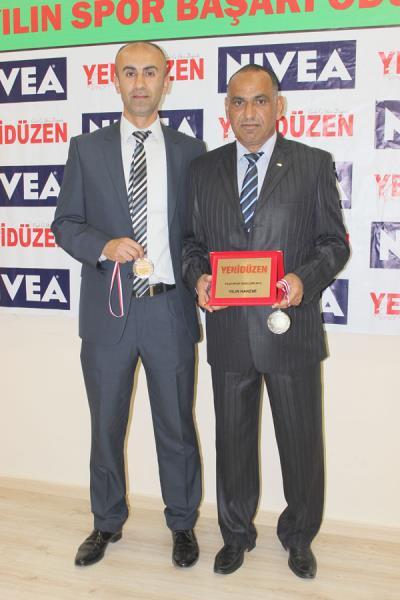 Yenidüzen Yılın Spor Ödülleri 2013 10