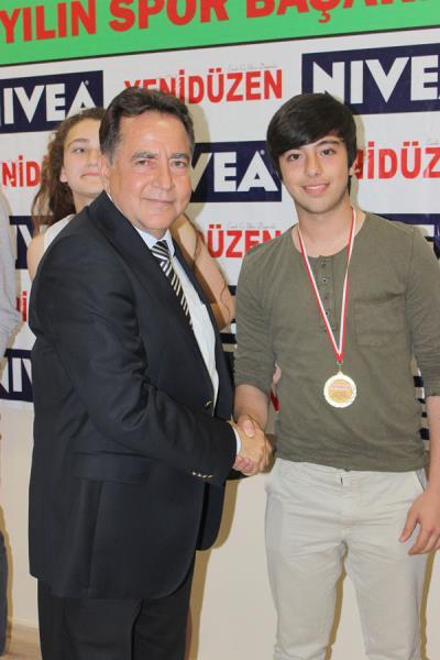Yenidüzen Yılın Spor Ödülleri 2013 22