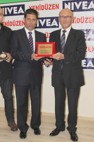 Yenidüzen Yılın Spor Ödülleri 2013 9