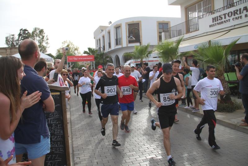 MAGEM Mağusa halk koşusu ve yürüyüşü 17