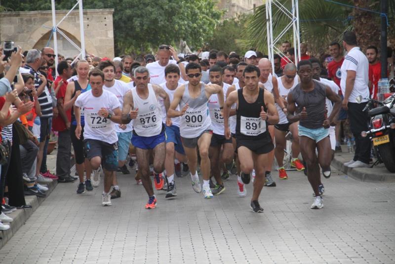 MAGEM Mağusa halk koşusu ve yürüyüşü 2