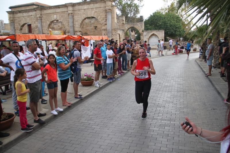 MAGEM Mağusa halk koşusu ve yürüyüşü 6