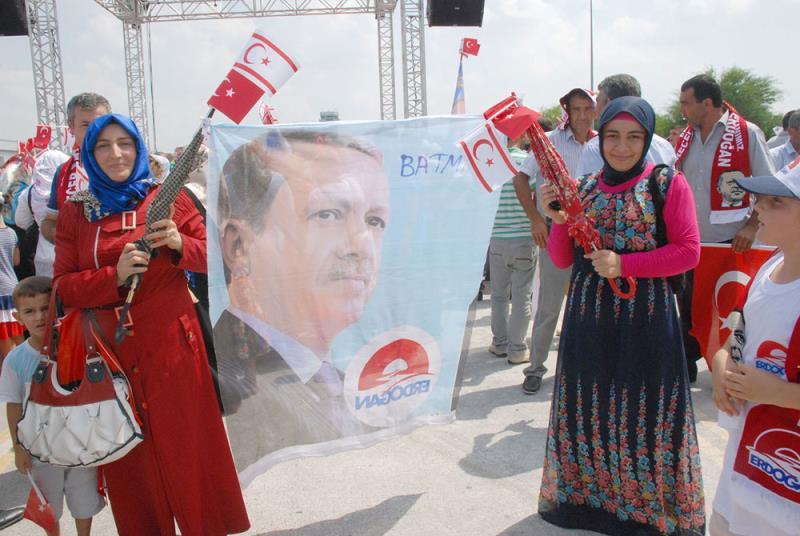 TC Cumhurbaşkanı Erdoğan Kuzey Kıbrıs ziyareti 10