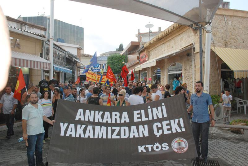 TC Cumhurbaşkanı Erdoğan Kuzey Kıbrıs ziyareti 11