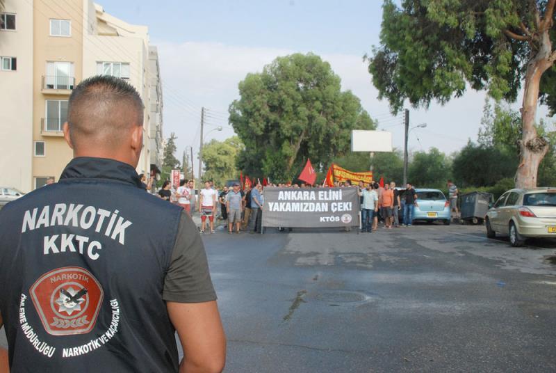 TC Cumhurbaşkanı Erdoğan Kuzey Kıbrıs ziyareti 12