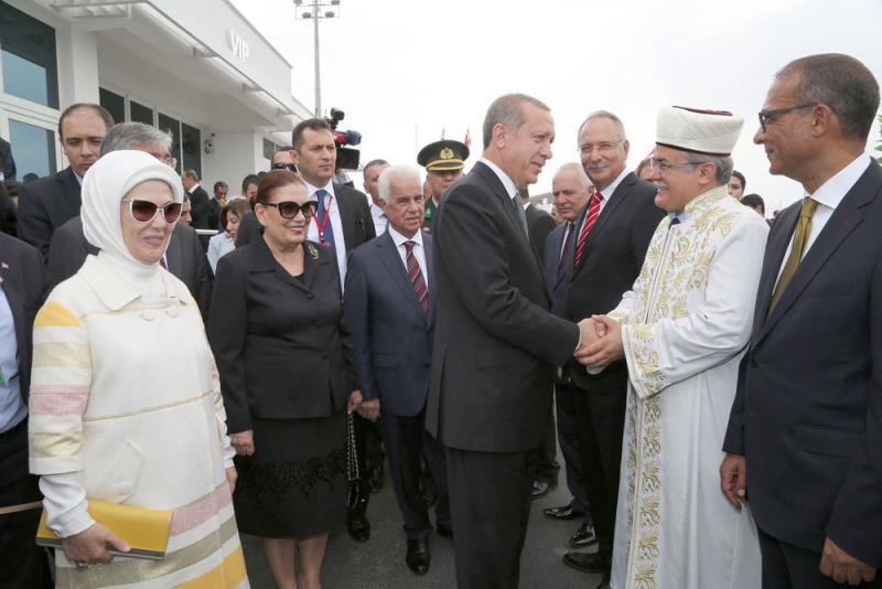 TC Cumhurbaşkanı Erdoğan Kuzey Kıbrıs ziyareti 19
