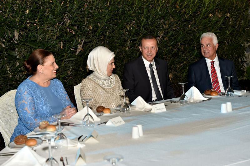 TC Cumhurbaşkanı Erdoğan Kuzey Kıbrıs ziyareti 23