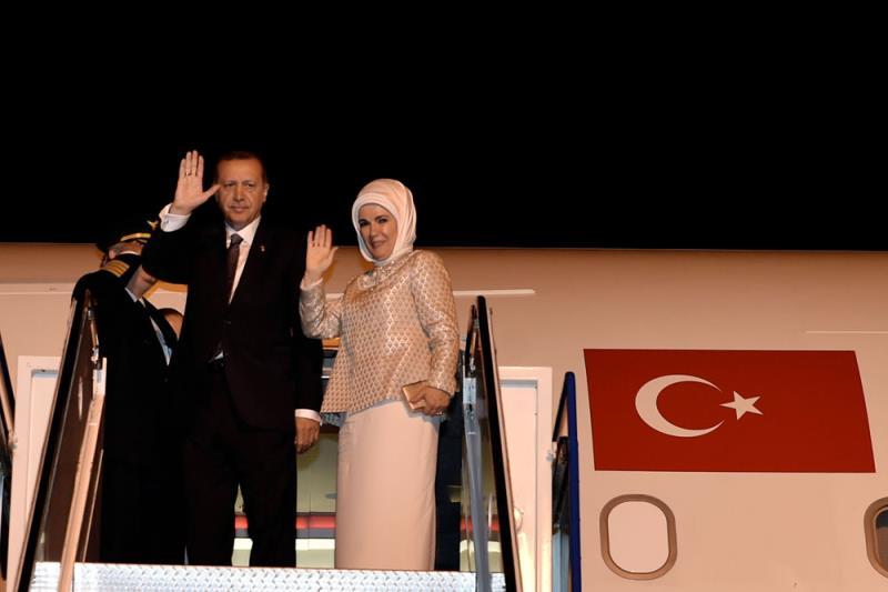 TC Cumhurbaşkanı Erdoğan Kuzey Kıbrıs ziyareti 24