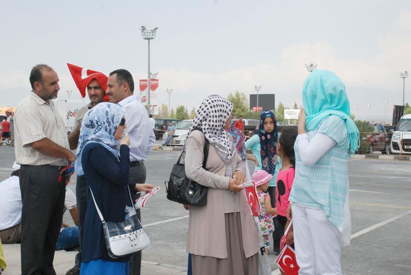 TC Cumhurbaşkanı Erdoğan Kuzey Kıbrıs ziyareti 6