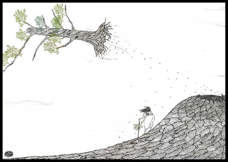 3. Uluslararası Zeytin Karikatürleri Yarışması 11