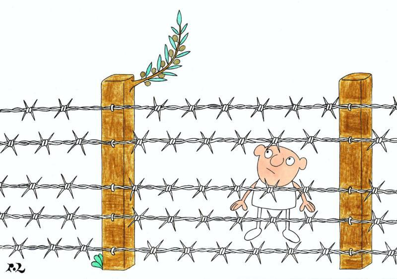 3. Uluslararası Zeytin Karikatürleri Yarışması 2