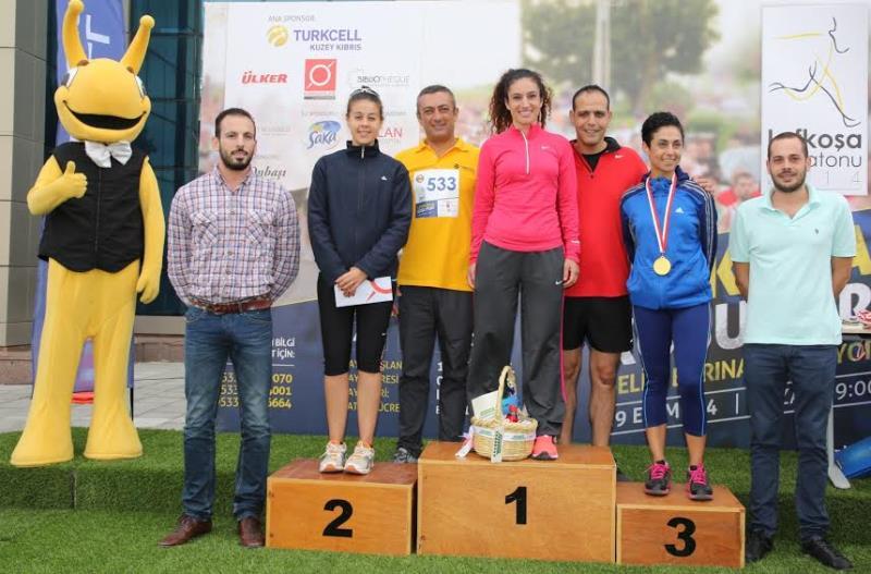 Lefkoşa Maratonu 6