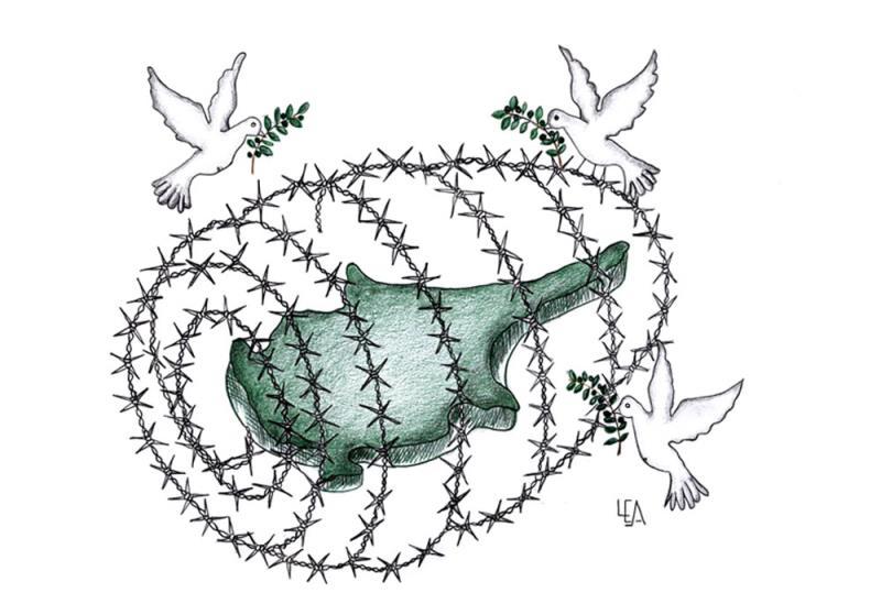Kıbrıs Türk Karikatürü Londrada 3