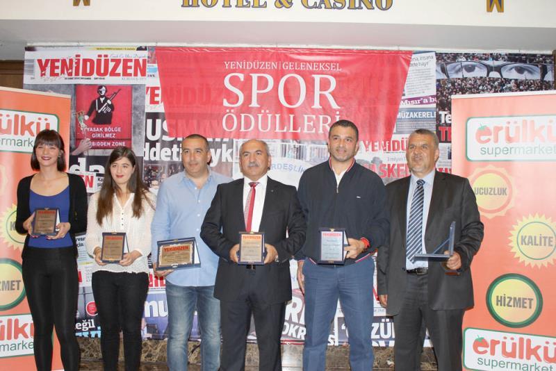 Yenidüzen Yılın Spor Ödülleri 12