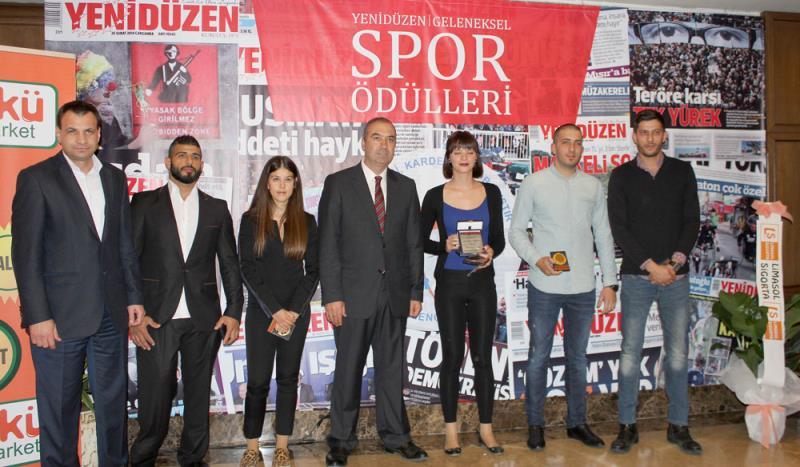 Yenidüzen Yılın Spor Ödülleri 2