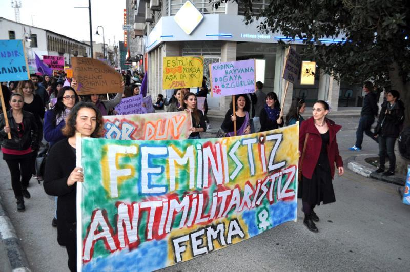 8 Mart Dünya Emekçi Kadınlar Günü 1
