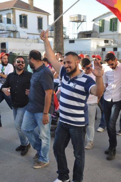 1 Mayıs Taksim Sahasında kutlandı 20
