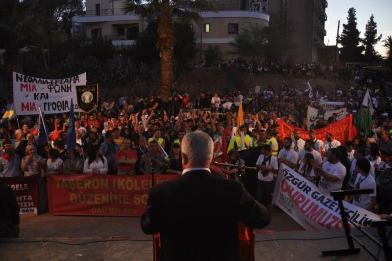 1 Mayıs Taksim Sahasında kutlandı 5