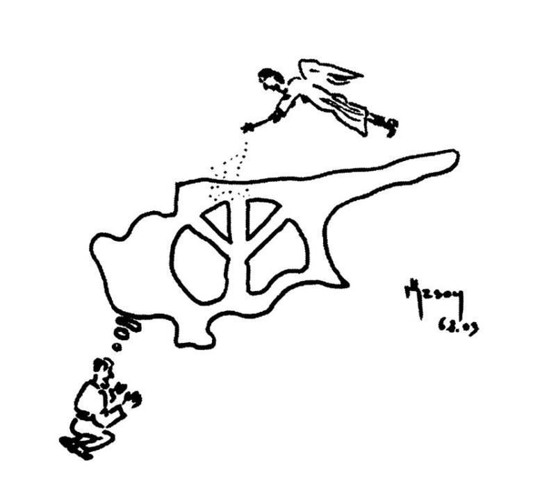 Kıbrıs Karikatürleri İstanbul'da Sergileniyor... 5