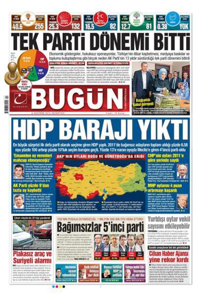 Türkiye Seçim 2015 1