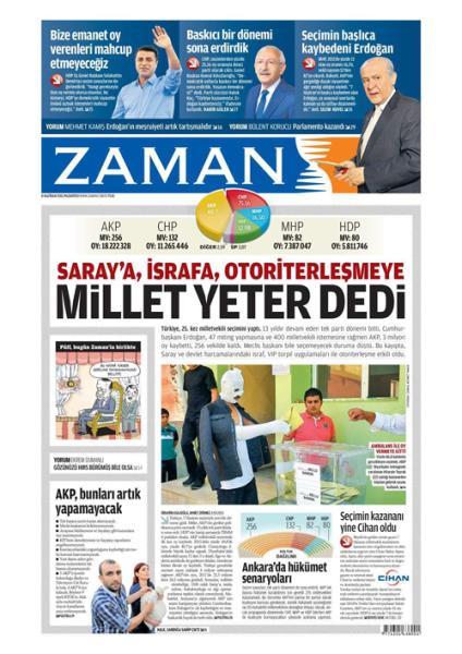Türkiye Seçim 2015 4