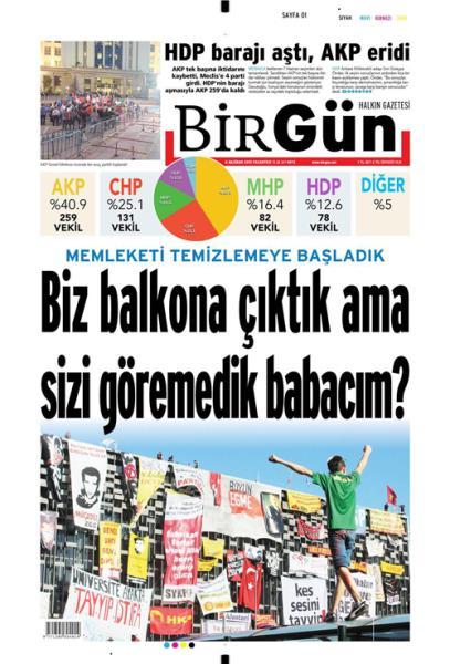 Türkiye Seçim 2015 8