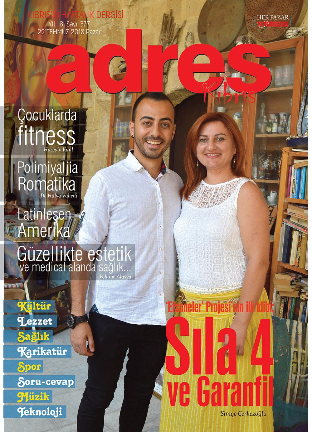 Adres Kıbrıs 377 Sayısı