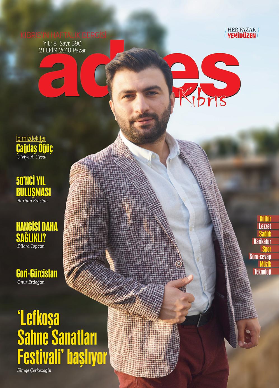 Adres Kıbrıs 390 Sayısı
