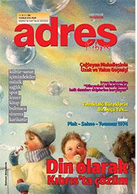 Adres Kıbrıs 294 Sayısı