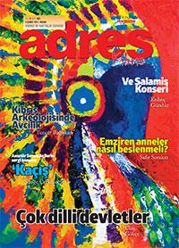 Adres Kıbrıs 301 Sayısı