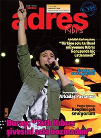 Adres Kıbrıs 316 Sayısı