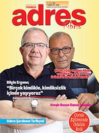 Adres Kıbrıs 323 Sayısı