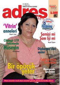 Adres Kıbrıs 106. Sayısı