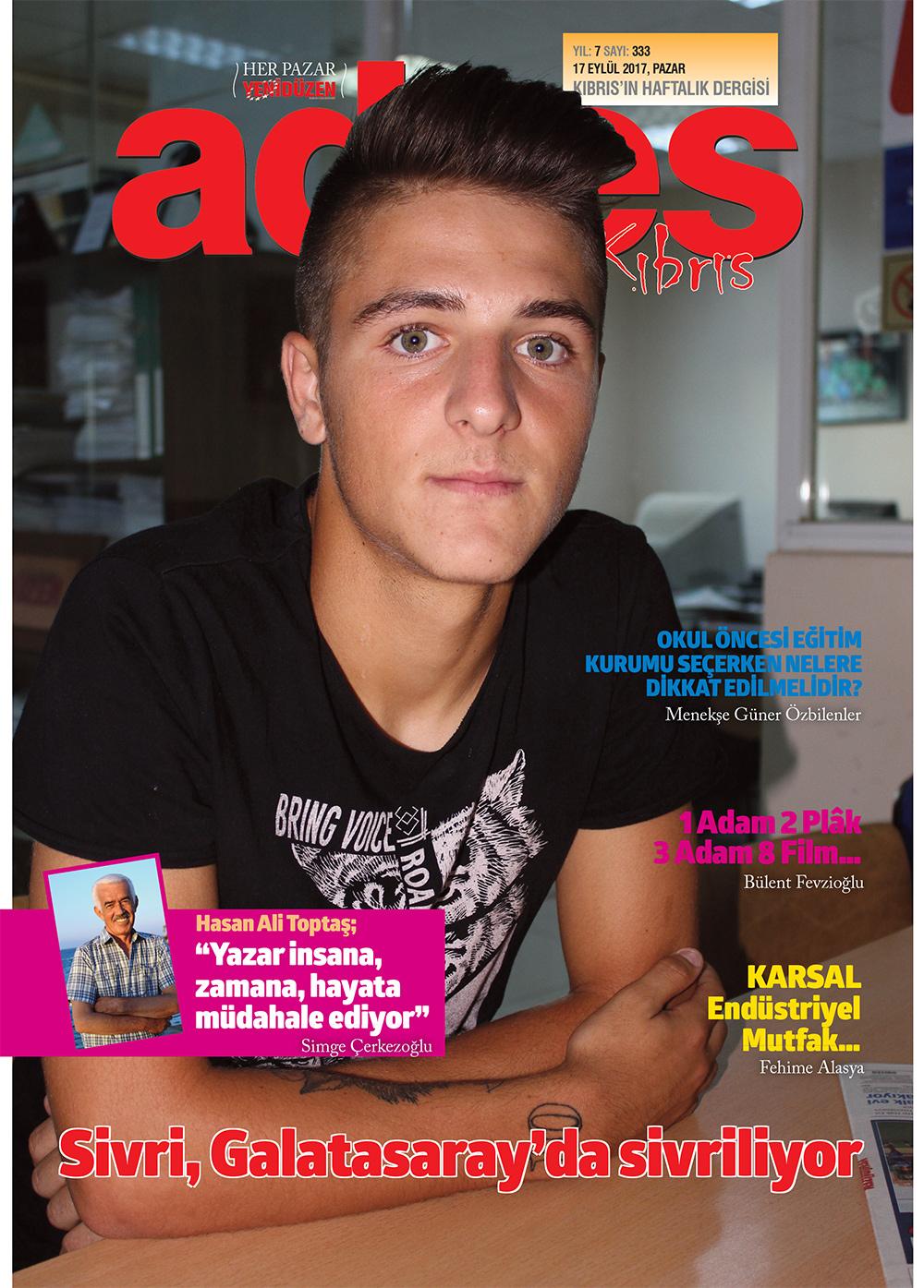 Adres Kıbrıs 333 Sayısı