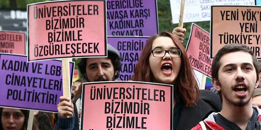 Türkiye özgürlük sıralamasında 146. sırada