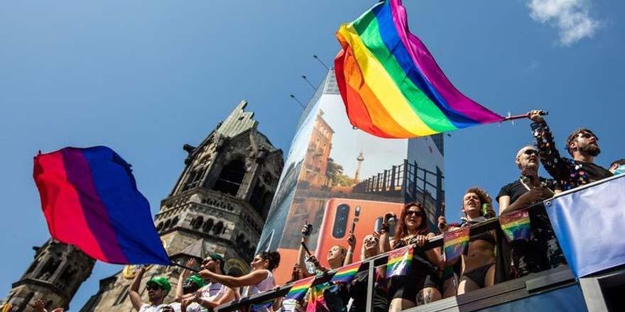 Almanya'dan LGBTİ açılımı