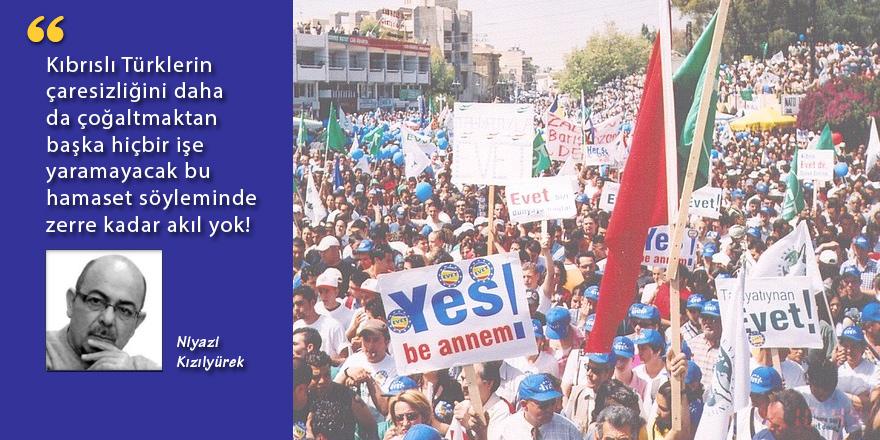 """Bir Hatırlatma: Türkiye """"İki Devlet"""" Dediğinde Sonu Ne Oldu"""