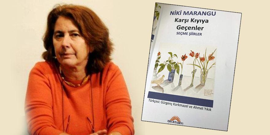 Niki Marangu'nun Karşı Kıyıya Geçenler adlı kitabı okurla buluşturuldu