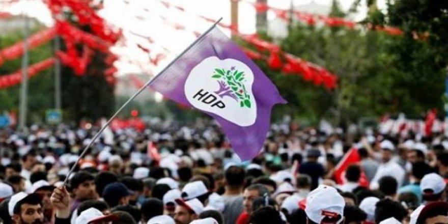 HDP'nin kapatılmasıyla ilgili iddianame kabul edildi