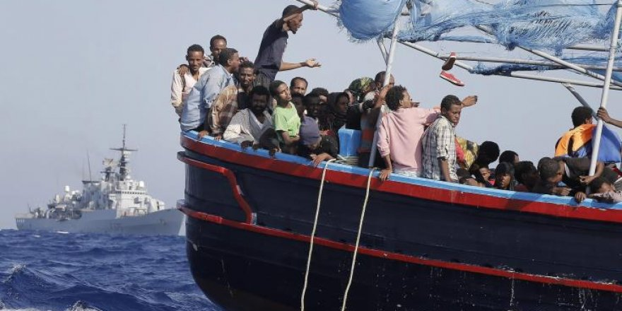 BM: Bu yıl en az 970 sığınmacı Akdeniz'de öldü