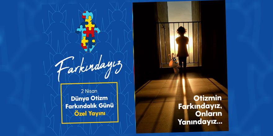 Ετοίμασαν ένα διαδικτυακό περιοδικό για την Ημέρα ευαισθητοποίησης για τον αυτισμό από το Kuzey Kıbrıs Turkcell και το περιοδικό Our Family.