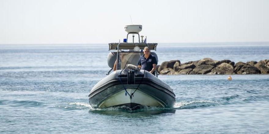 Baf'ta denize düşen alkollü adam kurtarıldı
