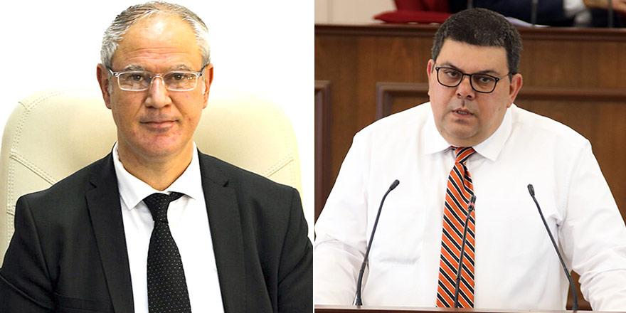 UBP'de 'genel sekreterlik' yarışı:  Hasipoğlu ve Berova aday