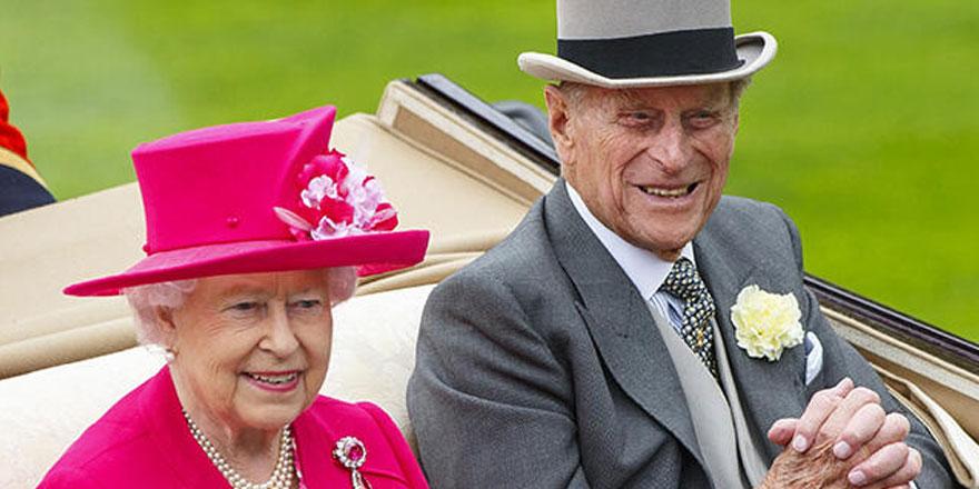 Edinburgh Dükü Prens Philip hayatını kaybetti