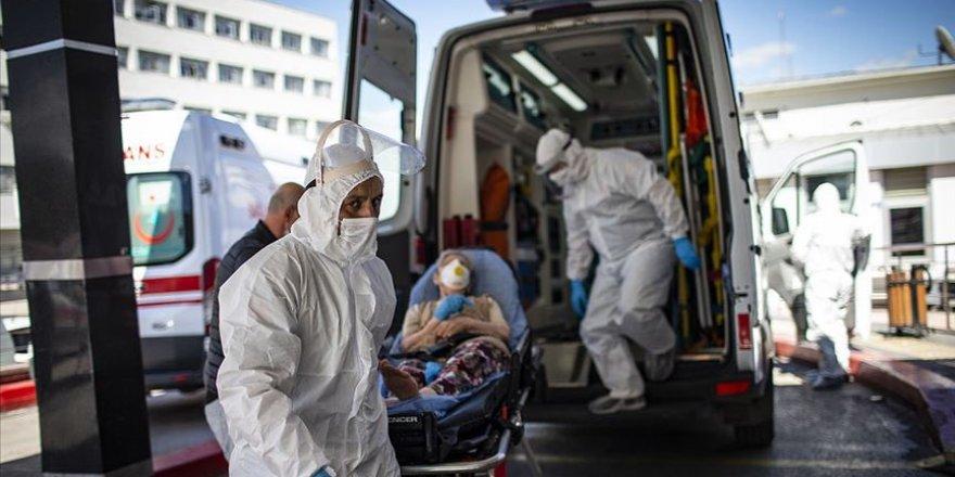 Türkiye'de Coronavirüs: 279 kişi daha hayatını kaybetti, yeni vaka sayısı 62 bini aştı