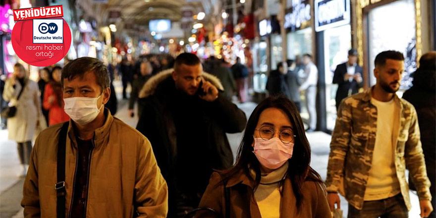 Türkiye enfeksiyon riskinin yüksek olduğu bölgeler listesine alındı