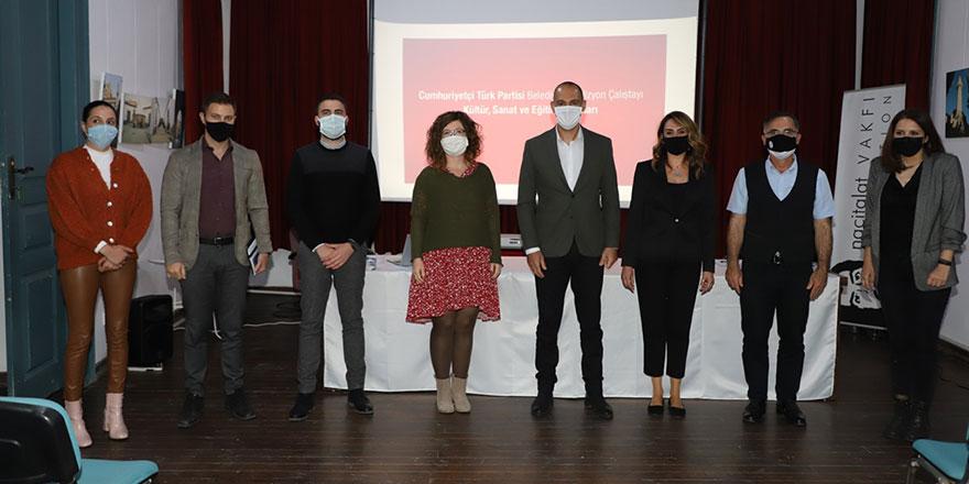Belediyecilik Vizyon Çalıştayı, 'Kültür Sanat ve Eğitim' konulu çalışma ile sona erdi