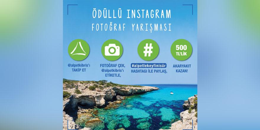 """Alpet Kıbrıs Instagram Yarışması Başladı:  """" Alpetle Keyfini Sür """""""